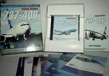 GREATEST AIRLINES 737-400 ESPANSIONE USATA OTTIMO PC CDROM VER INGLESE FR1 40519