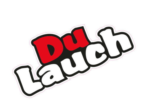 1 X Autocollant TU Poireau sort Sticker des Autocollants Décalque OEM JDM Drôle Fun Gag