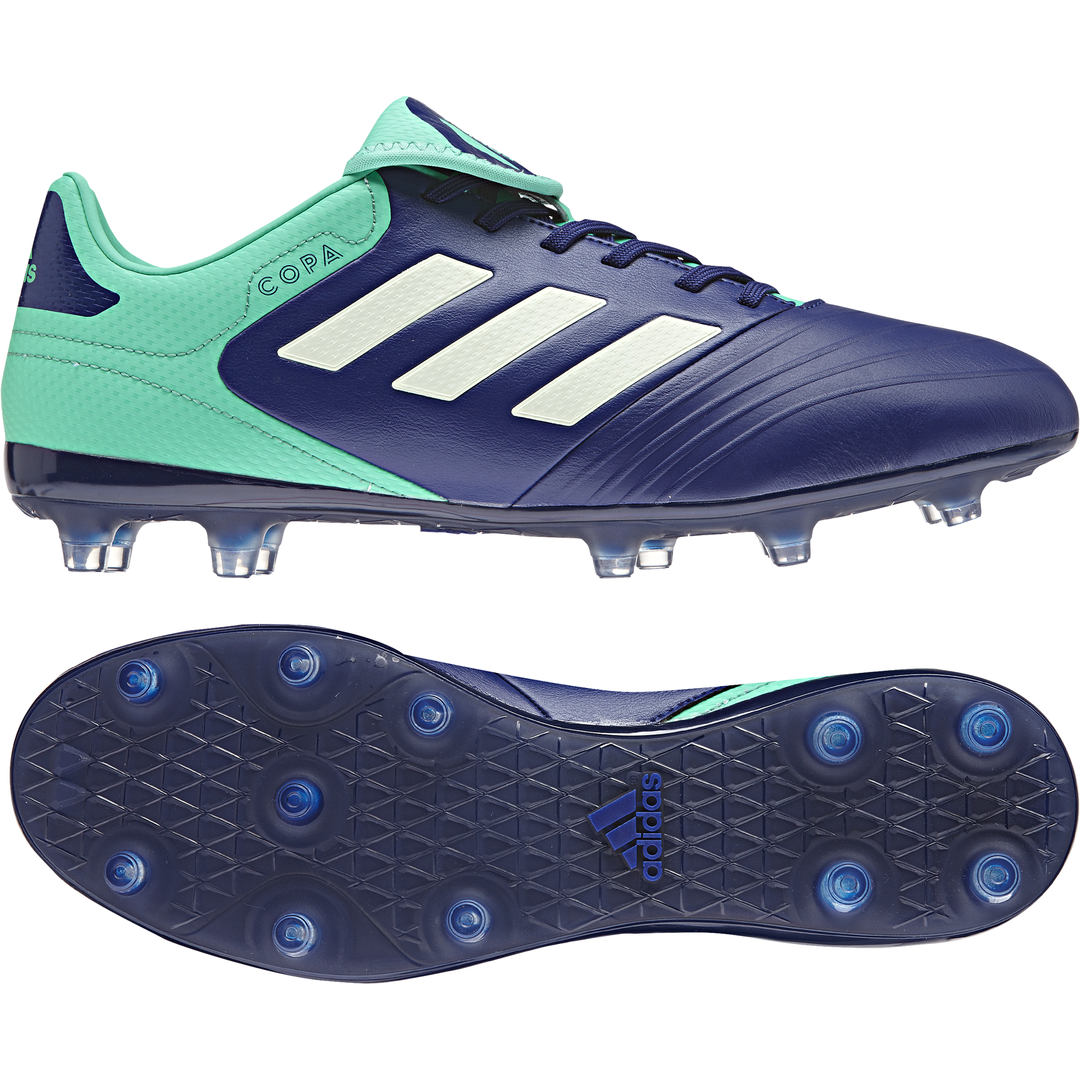 Adidas Soccer stivali scarpe Men Copa 18.3 Firm Ground Sport Cleats Football CP8959