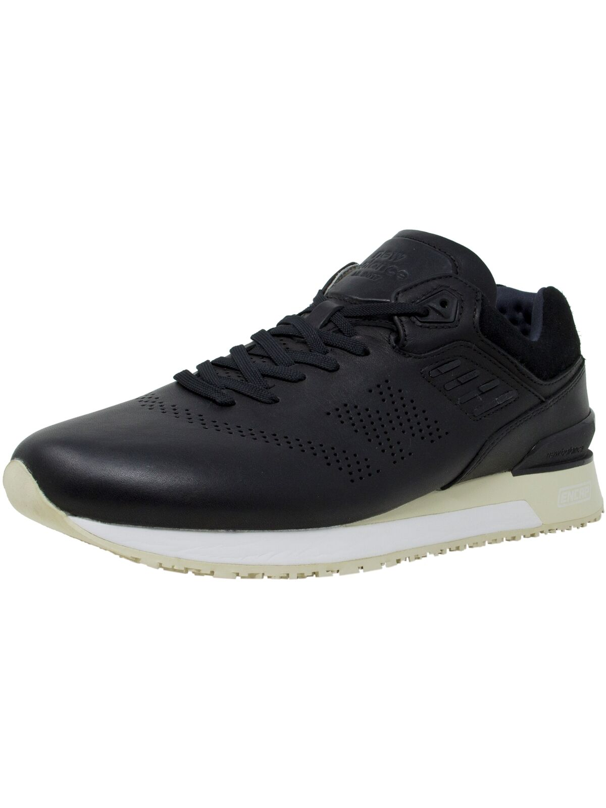 New Balance Men's Ml2017 Ankle-High Leather Fashion Sneaker