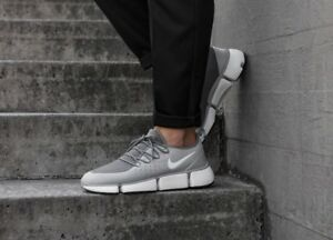 aabe3bbce374d Men s Nike Pocket Fly DM Wolf Grey White-Cool Grey Sail Size s 8-14 ...