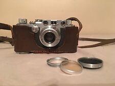 Vintage Leica DRP f3.5 Camera Ernst Leitz Wetzlar Germany Nr.542143