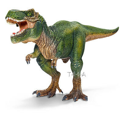 FREE SHIPPINGSchleich 14528 Tyrannosaurus rex Dinosaur Model New in Package
