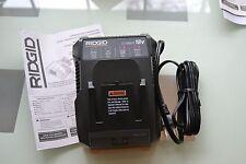 New 18v Ridgid R86092 Lithium Battery Charger for 18 v R840084 R840083 R840087