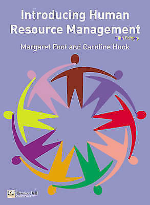 Introducing Human Resource Management by Caroline Hook, Margaret Foot...