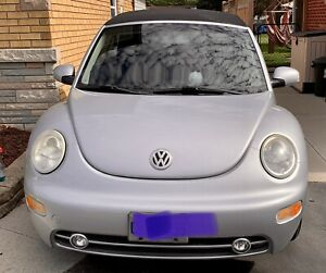 2004 VW Beetle Convertible (Certified)