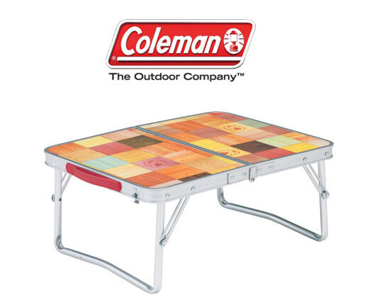 Coleman Natural Mosaic Mini Outdoor Folding Table Plus  2000026756  all products get up to 34% off