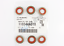 6x ORIGINALE SUBARU basamento Dowty Seal dowtey RONDELLA IMPREZA 11034AA010