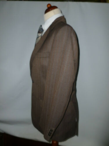 Pure 40r Uk Size Mens British Wool Executex Made Tweed Jacket xpRw6Hq