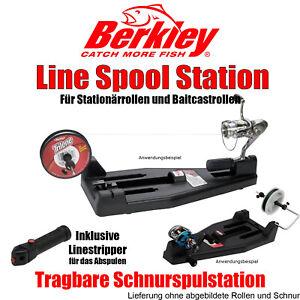 Berkley-FishinGear-Line-Spool-Station-Schnur-Aufspulen-Abspulen-Schnurspulen