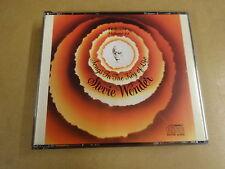 2-CD BOX / STEVIE WONDER - SONGS IN THE KEY OF LIFE - VOL. 1 & 2