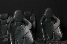 AUDI A5 S5 RS5 8T LEDER RECARO Leder Sport Sitze Lederausstattung sport seats