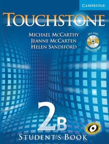 Touchstone Level 2 Student's Book B With Audio Cd/cd-Rom: By Michael J. McCar...