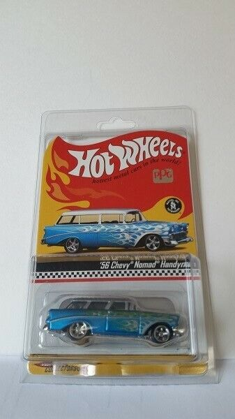 Hot Wheels & PPG 2008 Paint Your Ride Contest '56 Chevy Nomad Handyman 1423 3000