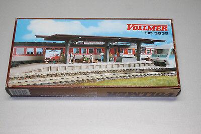 Vollmer 3535 Edificio Kit Marciapiedi Reno Castello Traccia H0 Ovp-mostra Il Titolo Originale