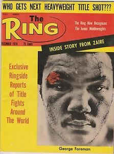 THE-RING-MAGAZINE-GEORGE-FOREMAN-BOXING-HOFer-COVER-DECEMBER-1974