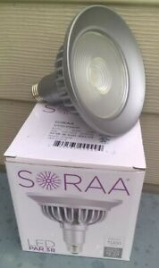 SORAA VIVID PAR38 SP38-18-36D-950-03 01021 95CRI 5000K 36D LAMP LIGHT BULB LED