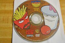 Aqua Teen Hunger Force First Season 1 Disc 1 Replacement DVD Disc Only *