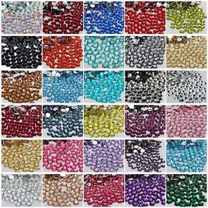 Wholesale-2000pcs-2mm-Hotfix-Iron-On-Flatback-DMC-Crystal-Glass-Rhinestone-DIY