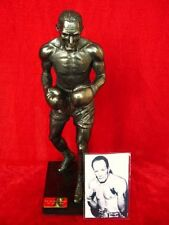 SIR HENRY COOPER BOXING FIGURINE LIMITED EDITION MODEL STATUE BY LEGENDS FOREVER