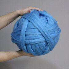 Chunky Wool Yarn for extreme knitting 1.1 lb. Super Bulky Yarn - Chunky Blanket