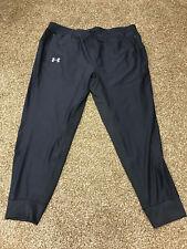 NWT 1298843 UA Under Armour Storm Launch Men's Running Pants Black Sz S-XL $70
