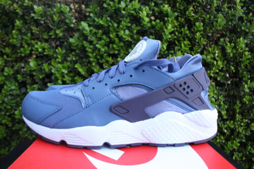 Dark Huarache 414 Run Air 9 Nike Sz Gray 318429 Blue Pale Pasa Moon 5 wqCTCvxnH5