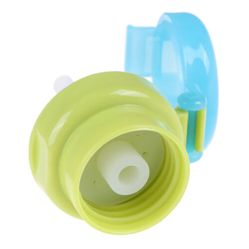 1pc new kid child infant toddler feeding drinking straw tube bottle replaced cap