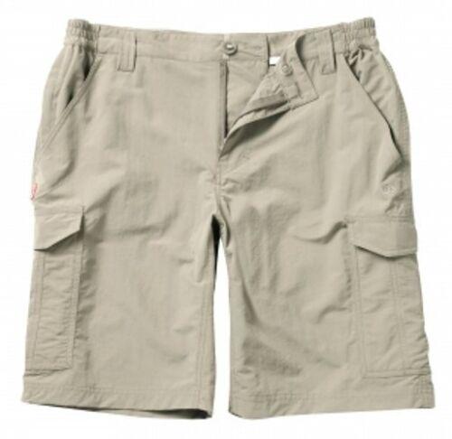 Pebble Craghoppers Men/'s NosiLife Cargo Shorts