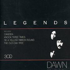 Legends by Tony Orlando & Dawn (CD, Feb-2005, 3 Discs, Camden)