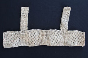 VICTORIAN-EDWARDIAN-UNUSED-CROCHET-LACE-CAMISOLE-TOP-38