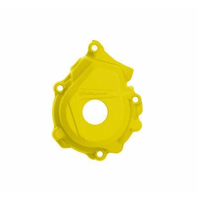 NEW Polisport Ignition Cover Protectors Yellow Husqvarna FE//FC 250//350 2017