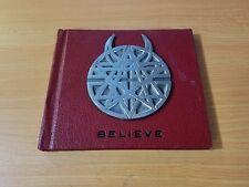 Audio CD - DISTURBED - Believe SPECIAL Leather Book Edition Complete! SUPER RARE