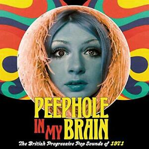 Peephole-In-My-Brain-039-The-Bri-PEEPHOLE-IN-MY-BRAIN-039-THE-BRI-CD