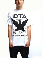 "DTA / Rouge Status ""Member"" T-Shirt NEU M Blink 182 Travis Barker Famous SAS"