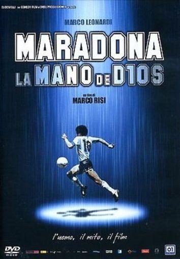 Dvd MARADONA - LA MANO DE DIOS - (2006) ***Contenuti Speciali*** .....NUOVO