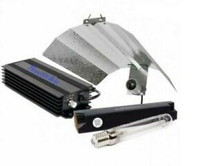 Hydroponic-Digital-Ballast-Light-Kit-with-600w-HPS-Bulb-Grow-Tent-Reflector