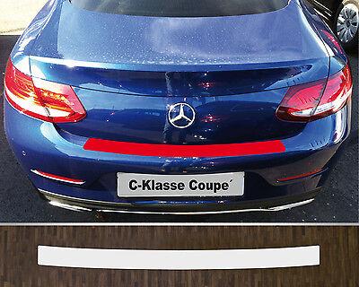 ab 2015 Lackschutzfolie Ladekantenschutz  Mercedes C-Klasse Coupe´Typ 205