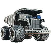Tamiya 47329 Electric 1/24 Scale Metal Dump Truck Gf-01 4wd Kit on sale