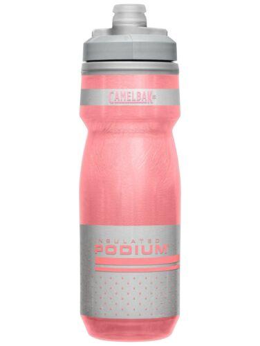 CAMELBAK PODIUM CHILL 600ml 21oz WATER BOTTLE BPA//BPS FREE BIKE SPORT BOTTLE