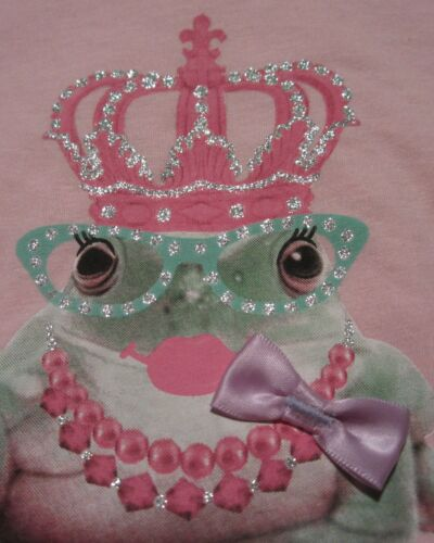 1st First Mother/'s Day Father/'s Day Dazzling Queen Toad Frog Tee 18 Mos or 3T
