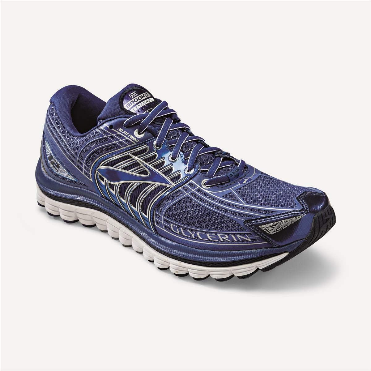 Brooks Glycerin 12 Mens Running Shoes (D) (418) | BUY NOW!
