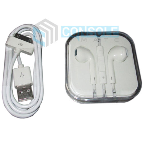 White 30GB Apple IPOD CLASSIC 5th Generation // 5G Battery! NEW Housing