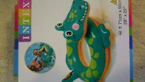 Bouée Gonflable Enfant Crocodile