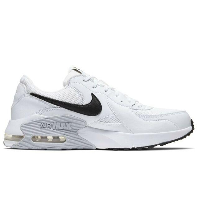 Scarpe Nike Air Max Excee Uomo Whiteblack Platinum Tg 41
