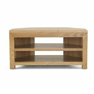 corner media cabinet. Image Is Loading Holmfield-oak-furniture-open-corner-television-cabinet- Stand- Corner Media Cabinet C