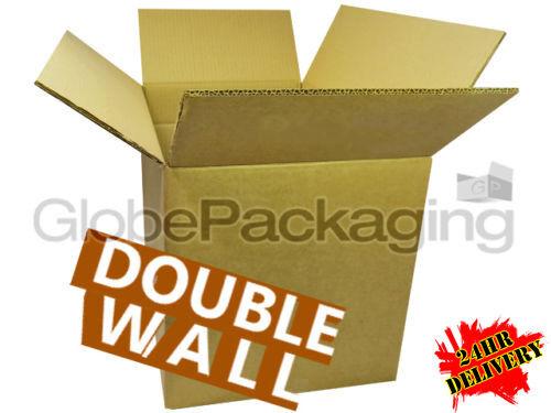 "20 x XXXL DW MOVING REMOVAL CARDBOARD BOXES 36x18x10/"""