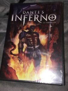 Details About Dante S Inferno An Animated Epic 2010 Dvd Region 1 Brand New