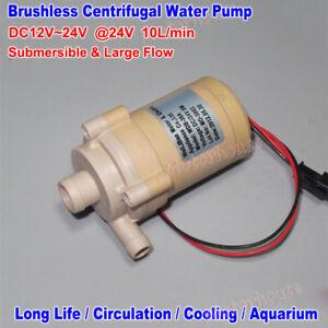 Mini-Brushless-Motor-Submersible-Water-Pump-DC-12V-24V-5M-15W-Circulation-Pump