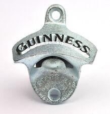 Original Starr X Guinness Bier Flaschenöffner Wandmontage USA Bottle Opener